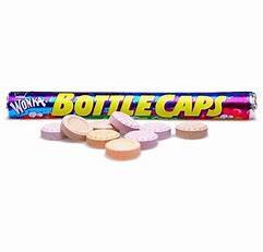 Bottle Caps Rolls