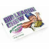 Big League Chew Grape Gum