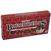 Boston Baked Beans 4.25oz Bag