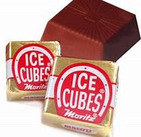 Ice Cubes chocolate