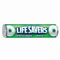Life Savers  Wint-O-Green