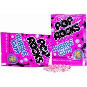 Pop Rocks 4oz Bag Crackling Gum