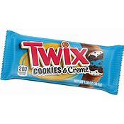Twix Cookies & Cream