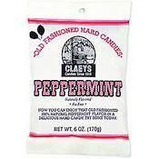 Claeys Peppermint Candy