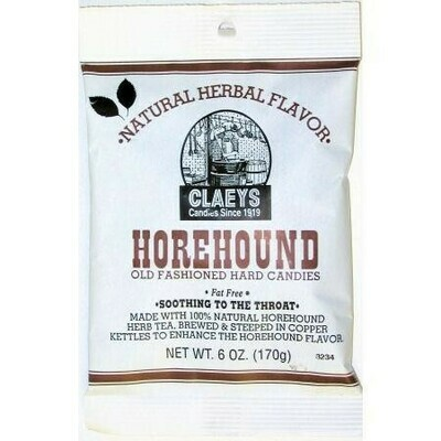 Claeys Horehound Candy