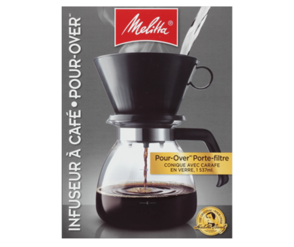 Cafetera Manual Melitta 4-5 CM-6/4