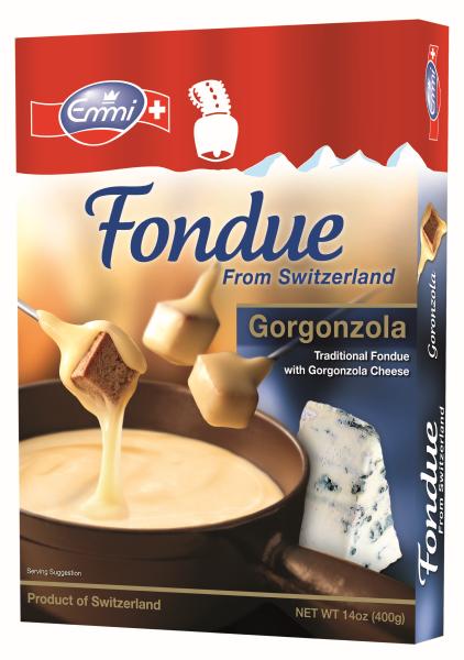Fondue Emmi Gorgonzola/ 2 unidades