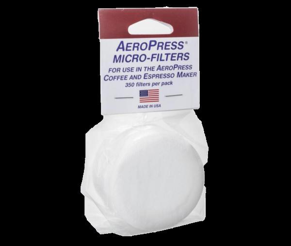 Filtro Aeropress 350 unidades