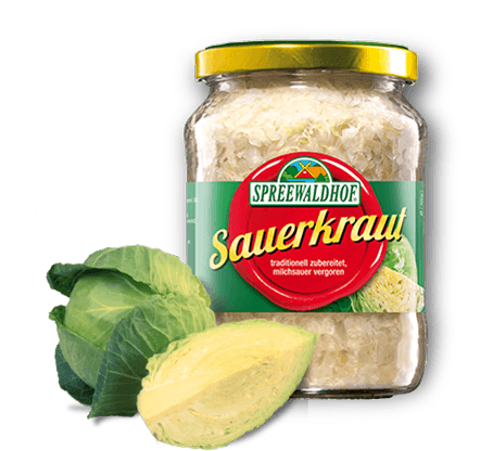 Sauerkraut Spreewaldhof 720 ml x 1