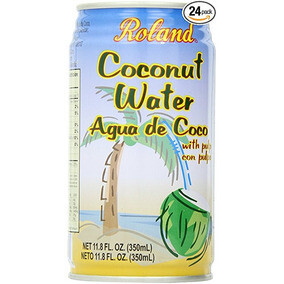 Agua de Coco Roland 12 oz / six pack