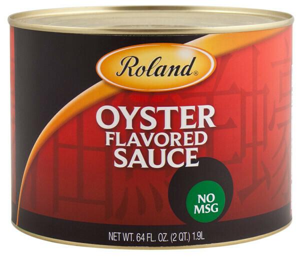 Salsa de Ostra Roland 64 oz