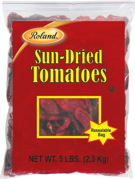 Tomate Deshidratado 5 lbs Roland