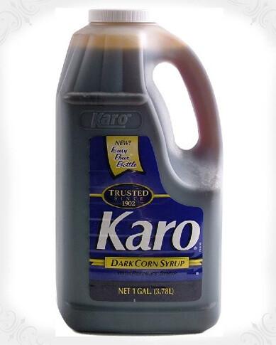 Jarabe de Maiz Karo dark 128 oz