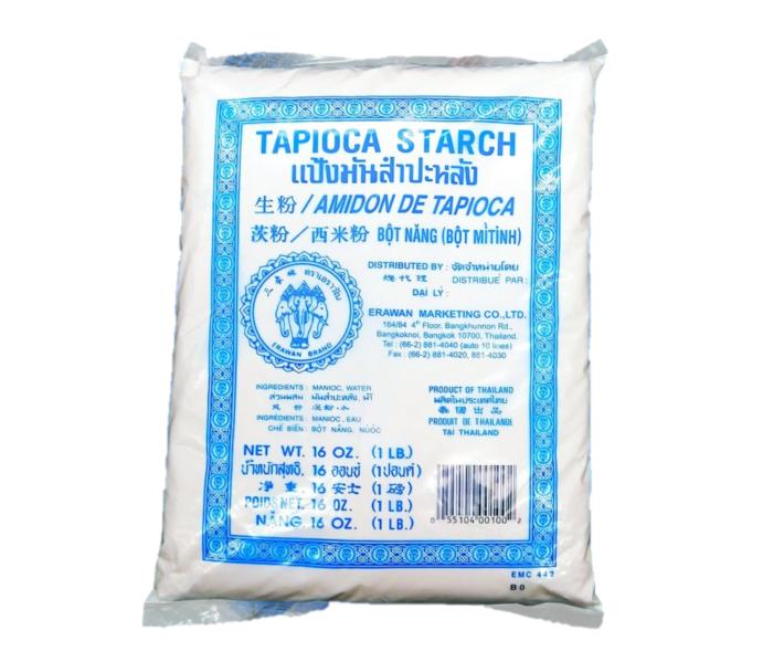 Almidon de Tapioca 1 lb x 2