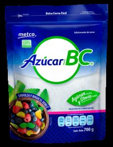 Endulzante AZUCAR BC 1500 gr / 6 unidades