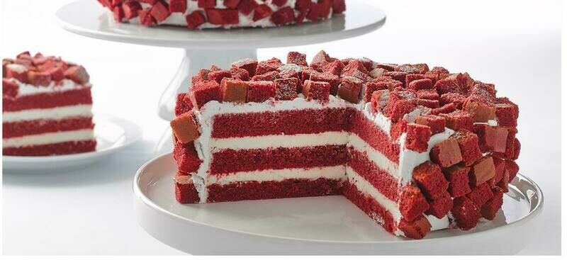 Premezcla Pastel Red Velvet Dawn 50 lbs