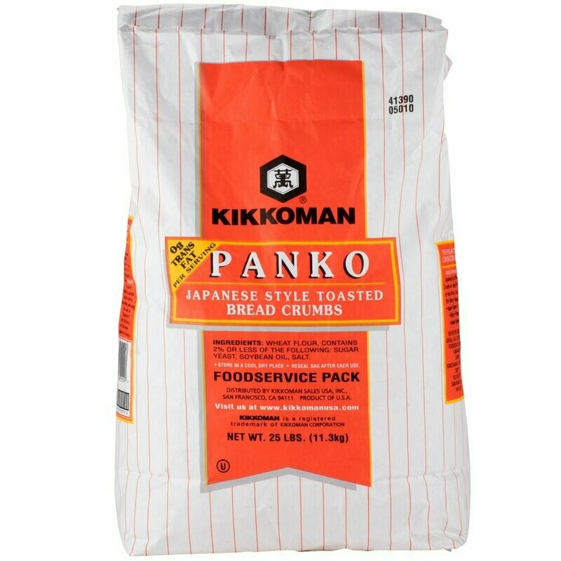 Panko Kikkoman 25 lbs