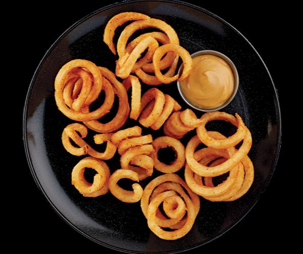 McCain Spiral fries Redston CAJA 6 X 4 LB