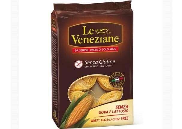 Sin Gluten Pasta de Maiz, Capellini, Molino Di Ferro 250 grm / 1/2 caja
