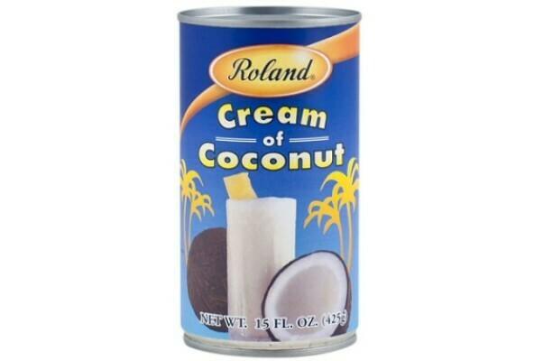 Crema de Coco Roland / 6 unidades