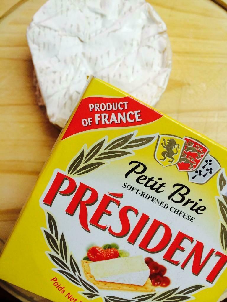Brie President 125 grm / 6 unidades