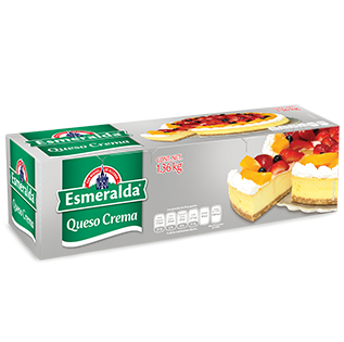 Queso Crema Esmeralda Bloque 3 libras