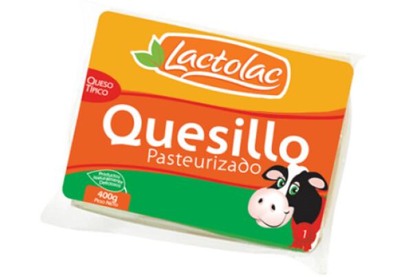 Quesillo Salvadoreño Lactolac bloque de 5 lbs