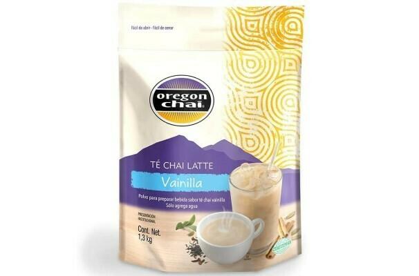 Te Chai Latte Vainilla Oregon Chai Bolsa 1.3 kg