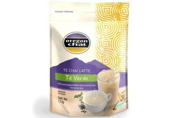 Te Chai Latte Te Verde  Oregon Chai Bolsa 1.3 kg