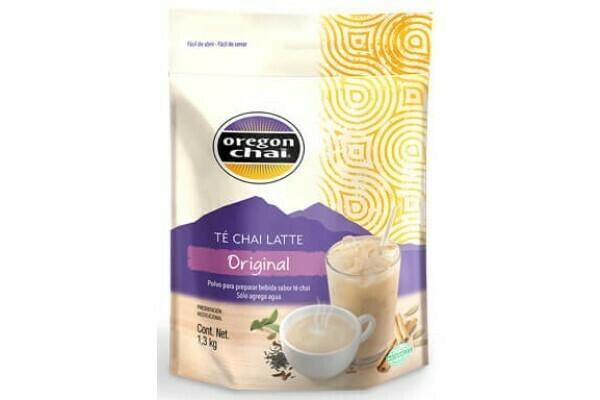 Te Chai Latte Original Oregon Chai Bolsa 1.3 kg