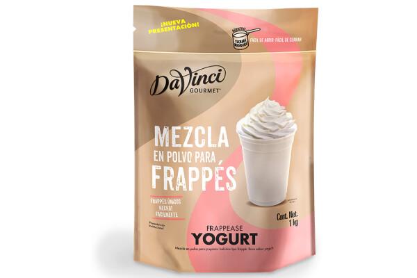 Base frappé Yogurt Davinci Bolsa 1.3 Kg