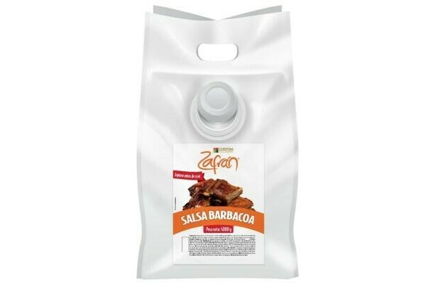 Salsa Barbacoa ZFS 4 kg