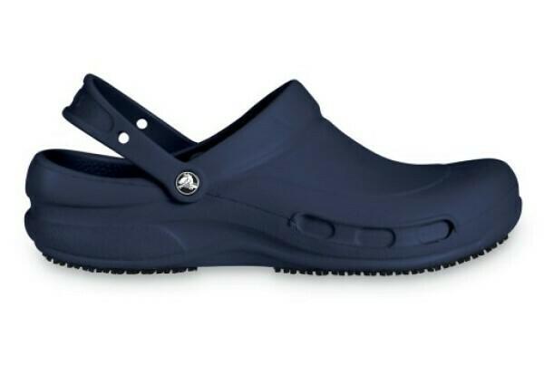 Zapatos para Chef Crocs Bistro Unisex Azul