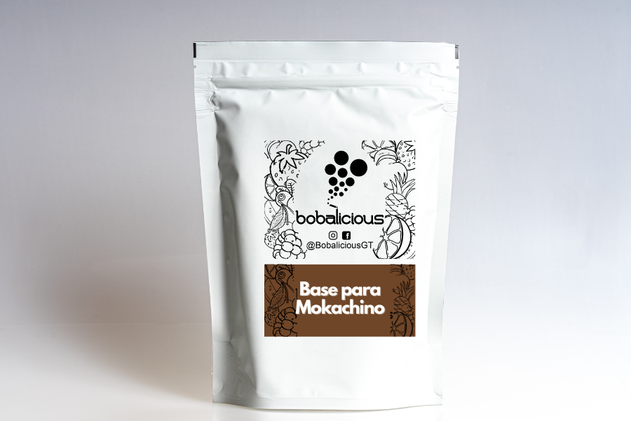Base para Mokachino y Moka frapuchino 1 kilo