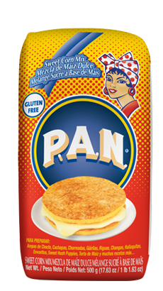 Harina PAN Maíz Dulce 500 grms / 5 unidades