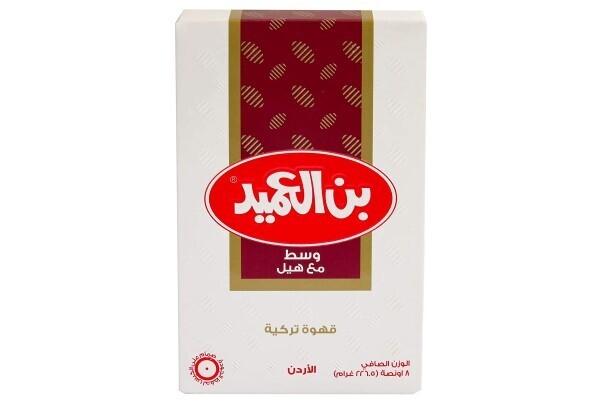 Café Gourmet Turco Al Ameed 8 oz
