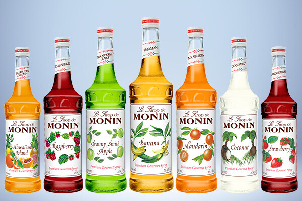 Monin  Sabores Frutales 750 ml