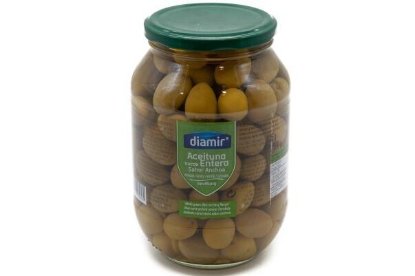 Aceituna Gordal Diamir 835 grms/ 2 unidades