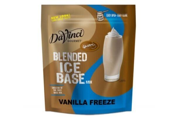 Base para Frappé Vainilla Freeze Bolsa 3 lbs