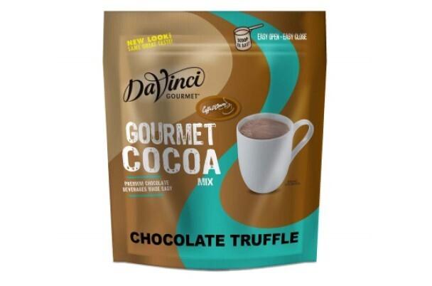 Chocolate Caliente de Trufa DaVinci Bolsa 2 lbs