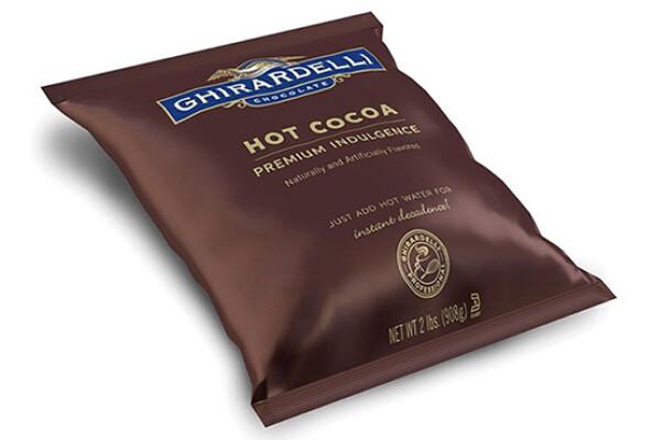 Chocolate Caliente Original  Ghirardelli Bolsa 2lbs