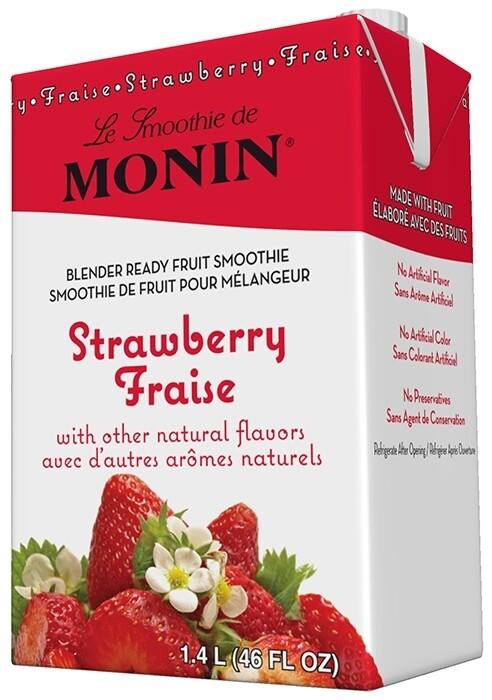 Smoothie Fresa Monin 1.4 lts