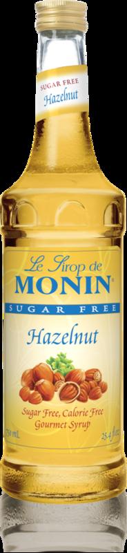 Monin Saborizante  Sin Azúcar Avellana 750 ml