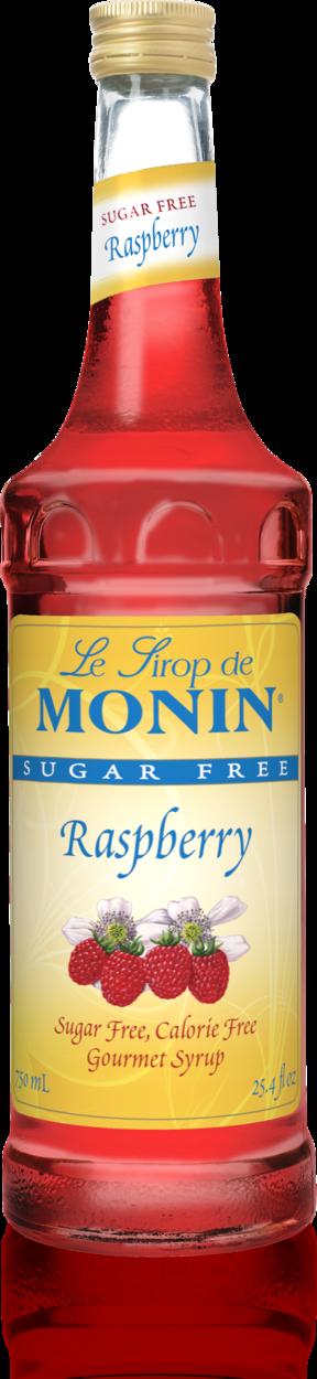 Monin Saborizante  Sin Azúcar Frambuesa 750 ml