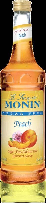 Monin Saborizante  Sin Azúcar Durazno 750 ml