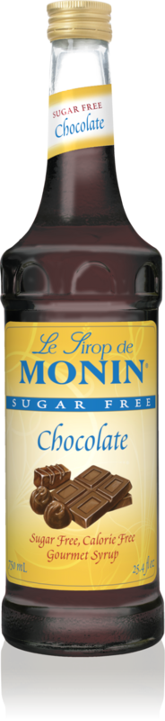 Monin Saborizante  Sin Azúcar Chocolate 750 ml