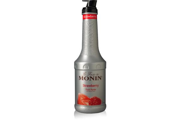 Monin Puré de Fresa 1 ltr / 33.8oz