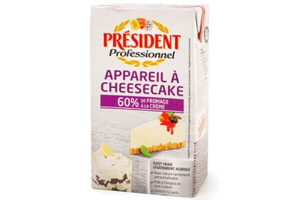 Cheesecake President