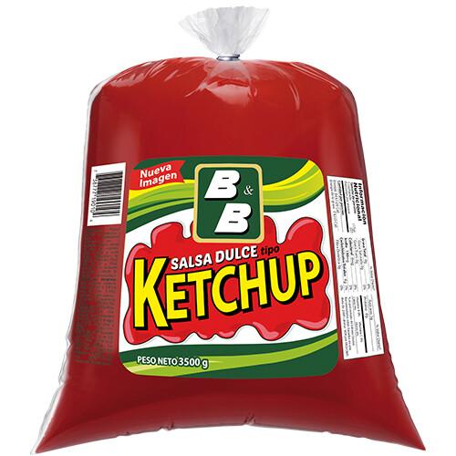 Ketchup 1 galón 3500 grm/ Caja 4 unidades
