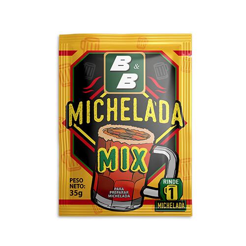 Michelada Mix 35 grms / 96 unidades